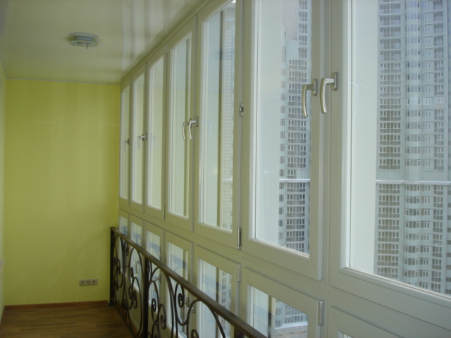 Балконы и лоджии фото красивых работ.