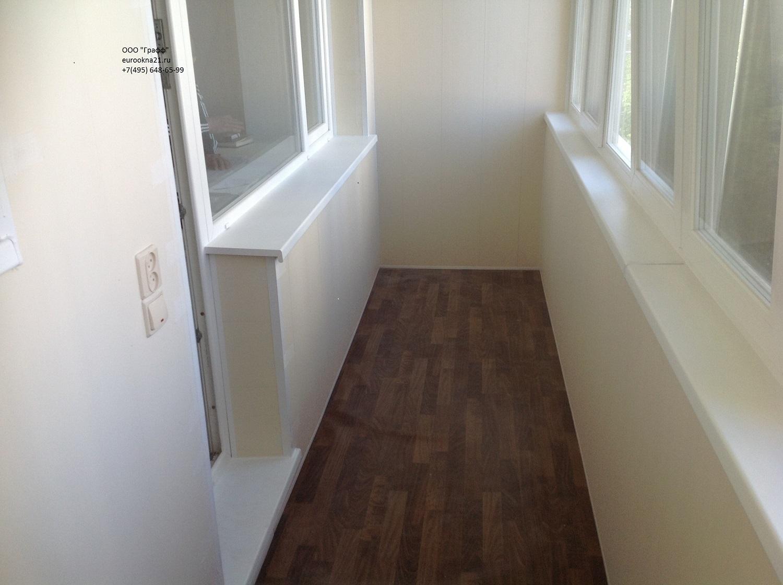 Остекление балкона в пятиэтажке (хрущевке) виды работ и цены.
