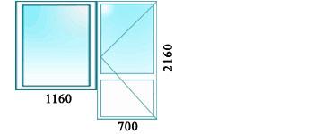 Балконный блок для П44Т цена